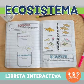 Ecosistema Libreta Interactiva