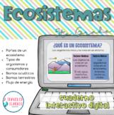 Ecosistemas cuaderno interactivo digital