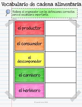 Ecosistemas y Biomas Cuaderno Digital: Bilingual Ecosystems Google Drive