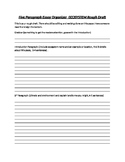 Ecosystem 5 paragraph Essay Rough Draft