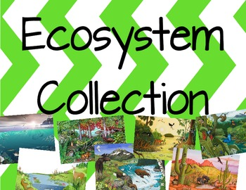 Ecosystem-Biome Collection