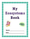 Ecosystem Biome Cut & Paste; Special Education or Elementary Science, Sorting