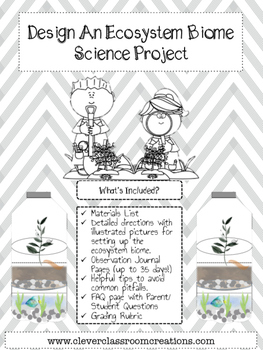 Ecosystem Biome Science Project