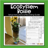 Ecosystem Bottle (Set Up Instructions and Student Recording Guide)