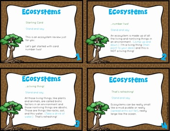 Ecosystems Causation Cards