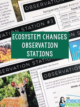Ecosystem Changes Observation Stations
