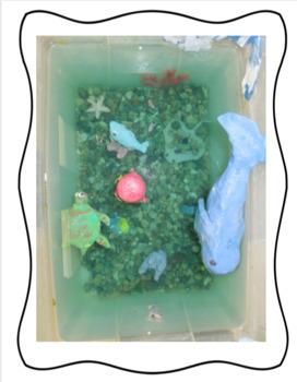Ecosystem Diorama Project