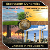 Ecosystem Dynamics: Changes in Wildlife Populations - NGS - MS-LS2-4