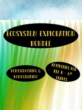Ecosystem Exploration Bundle
