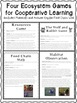 Food Chain: Ecosystem Cooperative Learning Activities & Games