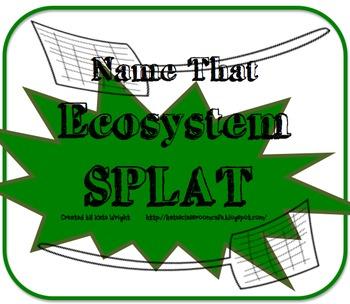 Ecosystem Game SPLAT!