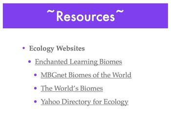 Ecosystem Graphic Novel Keynotes Version