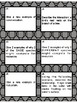 Ecosystem: Interactions article, task cards, graphic organizer