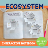 Ecosystem Interactive Notebook