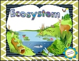 Ecosystem: Unit Pack with Worksheets
