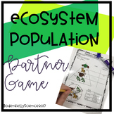 Ecosystem Population Partner Game