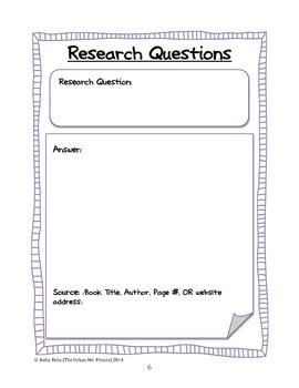 Ecosystem Report Writing