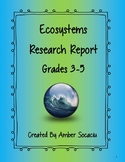 Ecosystem Research Report - Integrated for Science and ELA