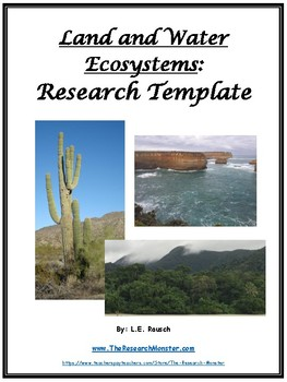 Ecosystem Research Template