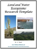 Ecosystem Research Template EDITABLE