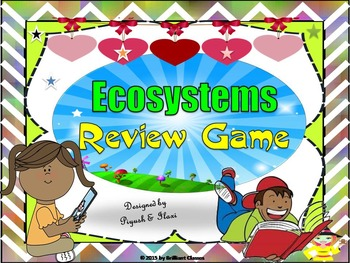 Ecosystem Review Game with Questions & Answers