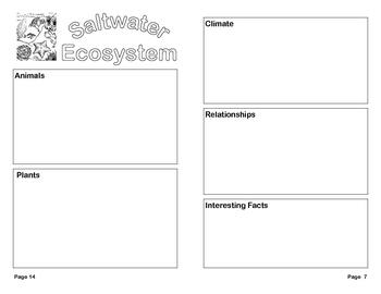 Ecosystem Student Journal