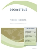 Ecosystem Student Note Taking Booklet for Essential Standards