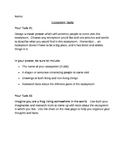 Ecosystem Tasks: Critical Thinking and Extension Activities