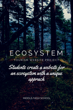 Ecosystem Tourism Website Project