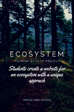Ecosystem Tourism Website Project
