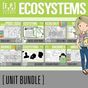Ecosystem Unit Bundle