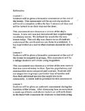 Ecosystem Unit (modified)