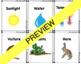 Ecosystem Vocabulary Card Sort Inquiry Activity