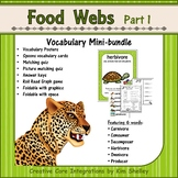 Ecosystem Vocabulary - Food Webs Part 1