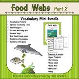 Ecosystem Vocabulary - Food Webs Part 2
