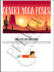 Ecosystem Yoga Booklet: Desert