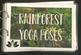 Ecosystem Yoga Booklet: Rainforest