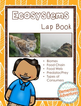 Ecosystems Lap Book