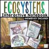 Ecosystems 5th Grade  Interactive Notebook | Food Chain Pr