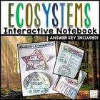 Ecosystems Interactive Notebook Earth Science