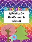 Ecosystems: A Pebble Go Research Mini-Booklet