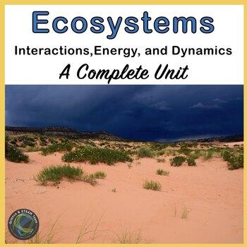 Ecosystems Unit: Arctic Tundra, Deserts, Oceans, Temperate