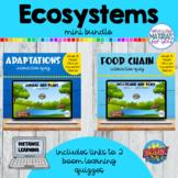 Ecosystems | Boom Learning℠ | Mini BUNDLE