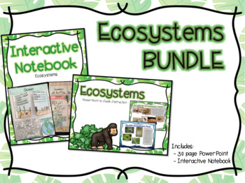 Ecosystems Bundle