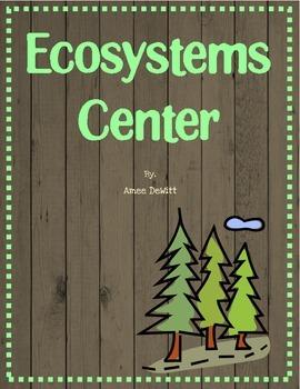 Ecosystems Activities