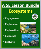 Ecosystems - Complete 5E Lesson Bundle