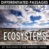 Ecosystems: Passages