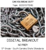 Ecosystems Digital Breakout!