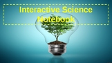 Ecosystems Digital Interactive Science Notebook