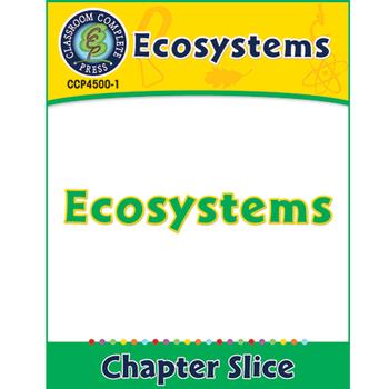 Ecosystems: Ecosystems Gr. 5-8